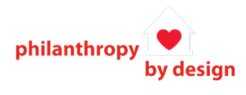 Philanthropy By Design Logo